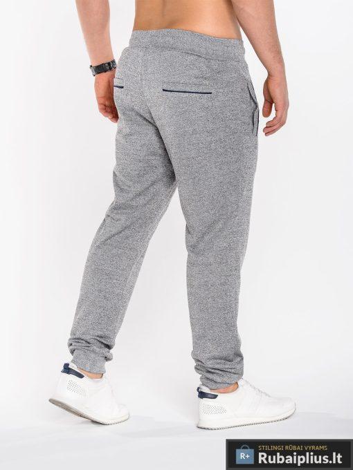pilkos sportinės kelnės, vyriškos kelnės, kelnės vyrams, sportinės vyriškos kelnės, laisvalaikio kelnės, kelnės, Džinsai, treningai, sportinė apranga