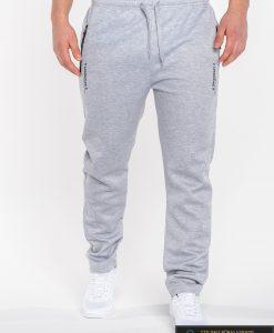 pilkos sportinės kelnės, vyriškos kelnės sportui, laisvalaikio kelnės vyrams, sportinės vyriškos kelnės, laisvalaikio kelnės su kišenėmis, treningai, sportinė apranga