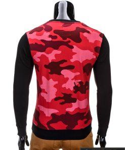 raudonas džemperis, kamufliažinis, raudonas kamufliažinis vyriškas džemperis internetu, džemperis vyrams, patogus vyriškas džemperis, džemperis užsegamas užtrauktuku su kišenėmis, džemperis mėgstantiems aktyvų gyvenimo būdą, džemperis laisvalaikiui, džemperis užsegamas užtrauktuku, originalūs vyriški džemperiai, vyriškas bliuzonas internetu, bliuzonas su gobtuvu, bliuzonas su kapišonu stilingas, bliuzonas vyrams, vyriškas megztinis internetu, kokybiškas džemperis, madingi vyriški džemperiai, džemperis sportui, džemperis krepšiniui, džemperis futbolui, vyriški džemperiai už protigna kaina, akcija, nuolaidos