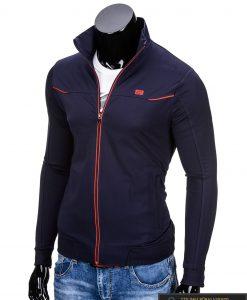 treningas, mėlynas džemperis, mėlynos spalvos vyriškas džemperis internetu, džemperis vyrams, patogus vyriškas džemperis, džemperis užsegamas užtrauktuku su kišenėmis, džemperis mėgstantiems aktyvų gyvenimo būdą, džemperis laisvalaikiui, džemperis užsegamas užtrauktuku, originalūs vyriški džemperiai, vyriškas bliuzonas internetu, bliuzonas su gobtuvu, bliuzonas su kapišonu stilingas, bliuzonas vyrams, vyriškas megztinis internetu, kokybiškas džemperis, madingi vyriški džemperiai, džemperis sportui, džemperis krepšiniui, džemperis futbolui, vyriški džemperiai už protigna kaina, akcija, nuolaidos