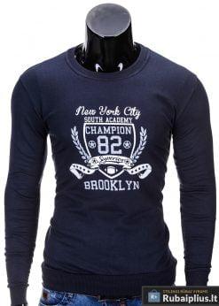 tamsiai mėlynas džemperis, tamsiai mėlynos spalvos vyriškas džemperis internetu, džemperis vyrams, patogus vyriškas džemperis, džemperis užsegamas užtrauktuku su kišenėmis, džemperis mėgstantiems aktyvų gyvenimo būdą, džemperis laisvalaikiui, originalūs vyriški džemperiai, vyriškas bliuzonas internetu, bliuzonas stilingas, bliuzonas vyrams, vyriškas megztinis internetu, kokybiškas džemperis, madingi vyriški džemperiai, džemperis sportui, džemperis krepšiniui, džemperis futbolui, vyriški džemperiai už protigna kaina, akcija, nuolaidos