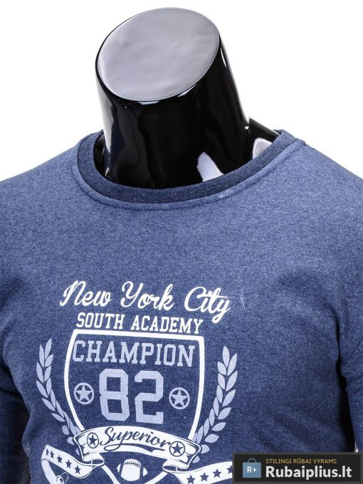 mėlynas džemperis ,mėlynos spalvos vyriškas džemperis internetu, džemperis vyrams, patogus vyriškas džemperis, džemperis užsegamas užtrauktuku su kišenėmis, džemperis mėgstantiems aktyvų gyvenimo būdą, džemperis laisvalaikiui, originalūs vyriški džemperiai, vyriškas bliuzonas internetu, bliuzonas stilingas, bliuzonas vyrams, vyriškas megztinis internetu, kokybiškas džemperis, madingi vyriški džemperiai, džemperis sportui, džemperis krepšiniui, džemperis futbolui, vyriški džemperiai už protigna kaina, akcija, nuolaidos