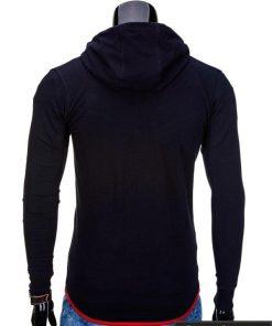 tamsiai mėlynos spalvos vyriškas džemperis internetu, džemperis vyrams, patogus vyriškas džemperis, džemperis užsegamas užtrauktuku su kišenėmis, džemperis mėgstantiems aktyvų gyvenimo būdą, džemperis laisvalaikiui, džemperis užsegamas užtrauktuku, originalūs vyriški džemperiai, vyriškas bliuzonas internetu, bliuzonas su gobtuvu, bliuzonas su kapišonu stilingas, bliuzonas vyrams, vyriškas megztinis internetu, kokybiškas džemperis, madingi vyriški džemperiai, džemperis sportui, džemperis krepšiniui, džemperis futbolui, vyriški džemperiai už protigna kaina, akcija, nuolaidos