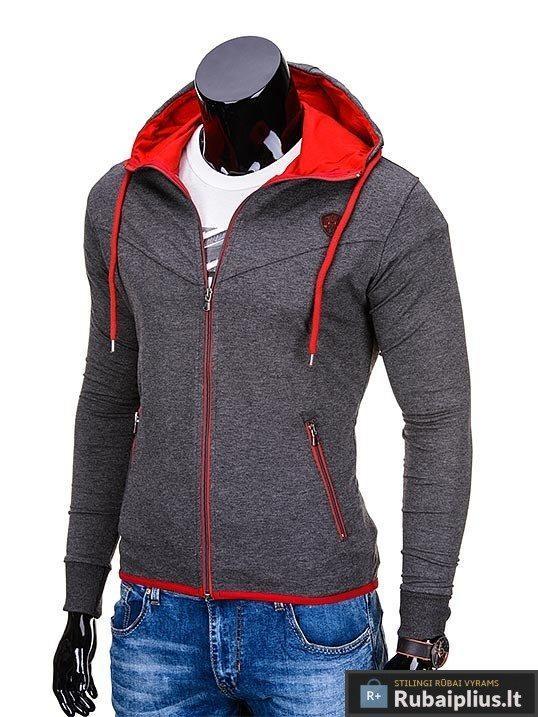 Pilkos spalvos vyriškas džemperis internetu, džemperis vyrams, patogus vyriškas džemperis, džemperis užsegamas užtrauktuku su kišenėmis, džemperis mėgstantiems aktyvų gyvenimo būdą, džemperis laisvalaikiui, džemperis užsegamas užtrauktuku, originalūs vyriški džemperiai, vyriškas bliuzonas internetu, bliuzonas su gobtuvu, bliuzonas su kapišonu stilingas, bliuzonas vyrams, vyriškas megztinis internetu, kokybiškas džemperis, madingi vyriški džemperiai, džemperis sportui, džemperis krepšiniui, džemperis futbolui, vyriški džemperiai už protigna kaina, akcija, nuolaidos