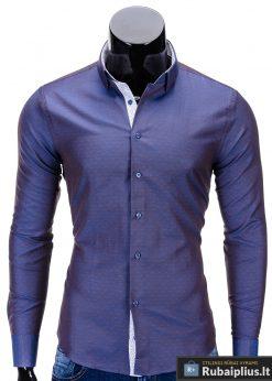 vyriški violetinės spalvos marškiniai internetu, stilingi stiliaus violetiniai marškiniai vyrams, madingi marškiniai vyrams ilgomis rankovemis, originalūs vyriški marškiniai internetu, klasikiniai marškiniai vyrams, stilingi marškiniai vyrams, aukšta kokybė, greitas pristatymas, apmokėjimas gavus prekes, vyriškų striukių išpardavimas