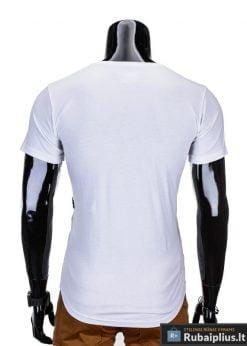 vyriški marškinėliai baltos spalvos su kaukolės aplikacija, denim kolekcijos vyriški marškinėliai, trumpomis rankovėmis marškinėliai vyrams, klasikiniai vyriški marškinėliai, marškinėliai vyrams internetu, originalūs vyriški marškinėliai, marškinėliai vyrams spalvos, vyriški marškinėliai su užrašu ir aplikacija, marškinėliai uz gera kaina, protinga kaina, akcija, nuolaidos rūbams
