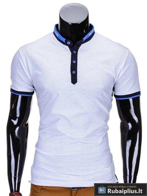 balti marskineliai, madingi vyriški marškinėliai tamsiai pilkos spalvos, denim kolekcijos vyriški marškinėliai, trumpomis rankovėmis marškinėliai vyrams, klasikiniai vyriški marškinėliai, stilingi marškinėliai vyrams internetu, originalūs vyriški marškinėliai, marškinėliai vyrams spalvos, vyriški marškinėliai su užrašu ir aplikacija, stilingi marškinėliai uz gera kaina, protinga kaina, akcija, nuolaidos rūbams