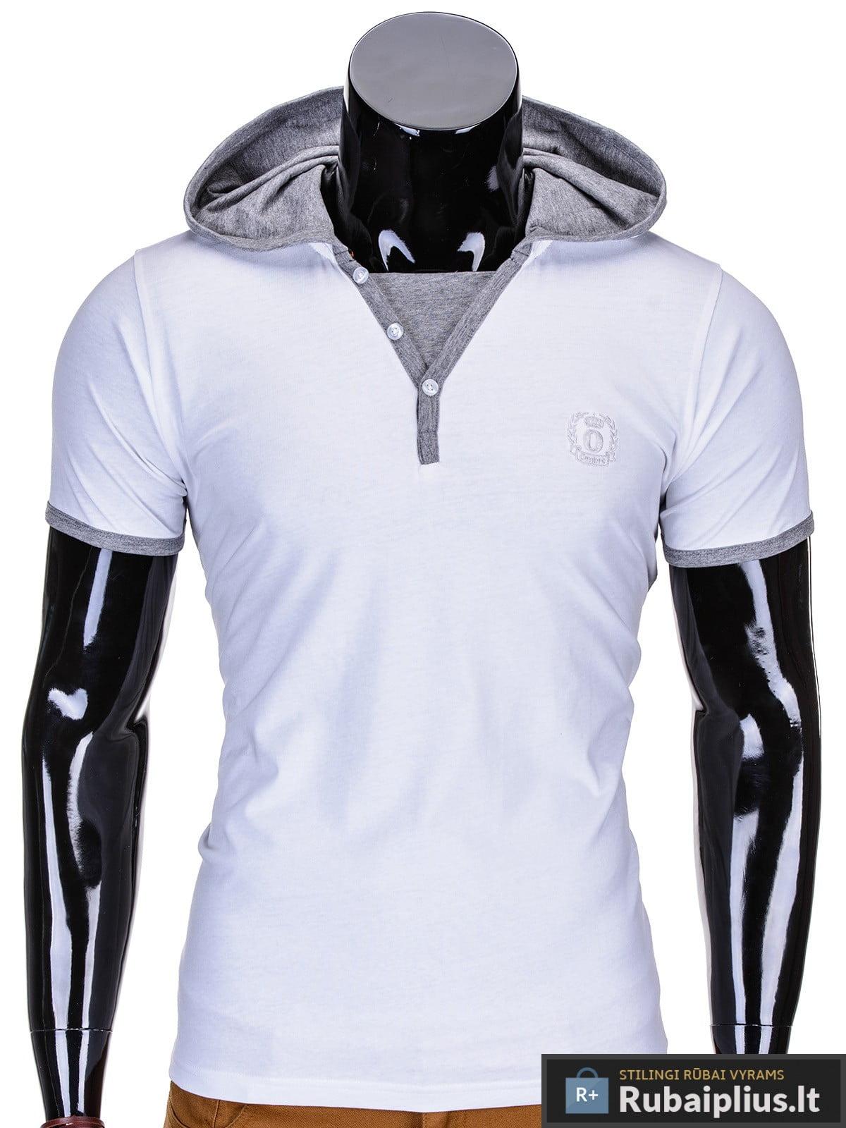 marškinėliai su gobtuvu, marškinėliai su kapisonu, madingi vyriški marškinėliai baltos spalvos, denim kolekcijos vyriški marškinėliai, trumpomis rankovėmis marškinėliai vyrams, klasikiniai vyriški marškinėliai, stilingi marškinėliai vyrams internetu, originalūs vyriški marškinėliai, marškinėliai vyrams spalvos, vyriški marškinėliai su užrašu ir aplikacija, stilingi marškinėliai uz gera kaina, protinga kaina, akcija, nuolaidos rūbams