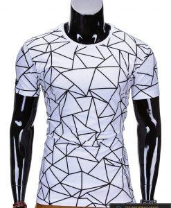 vyriski marskineliai 3D, vyriški marškinėliai baltos spalvos su aplikacija, denim kolekcijos vyriški marškinėliai, trumpomis rankovėmis marškinėliai vyrams, klasikiniai vyriški marškinėliai, marškinėliai vyrams internetu, originalūs vyriški marškinėliai, marškinėliai vyrams spalvos, vyriški marškinėliai su užrašu ir aplikacija, marškinėliai uz gera kaina, protinga kaina, akcija, nuolaidos rūbams