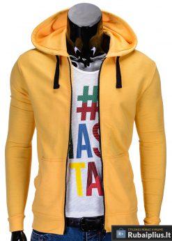 dzemperis jaunimui, jaunuoliui, geltonos spalvos vyriškas džemperis internetu, džemperis vyrams, patogus vyriškas džemperis, džemperis užsegamas užtrauktuku su kišenėmis, džemperis mėgstantiems aktyvų gyvenimo būdą, džemperis laisvalaikiui, džemperis užsegamas užtrauktuku, originalūs vyriški džemperiai, vyriškas bliuzonas internetu, bliuzonas su gobtuvu, bliuzonas su kapišonu stilingas, bliuzonas vyrams, vyriškas megztinis internetu, kokybiškas džemperis, madingi vyriški džemperiai, džemperis sportui, džemperis krepšiniui, džemperis futbolui, vyriški džemperiai už protigna kaina, akcija, nuolaidos