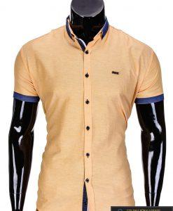 marskiniai trumpom rankovem, marskiniai vasarai, vyriski marskiniai, geltoni marskiniai, marskiniai trumpomis rankovėmis, stilingi marškiniai, marškiniai internetu, vyriški marškiniai, klasikiniai marškiniai, marškiniai vyrams
