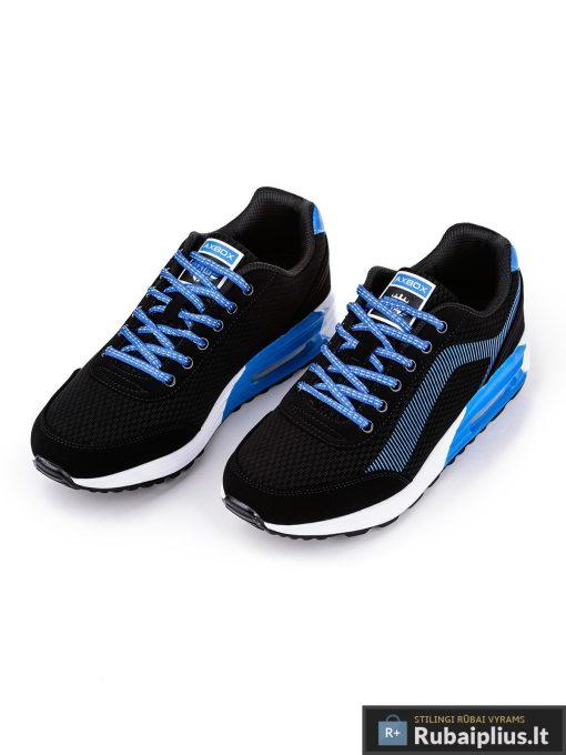 Rubaiplius.lt-juodos-melynos-spalvos-vyriski-sportiniai-batai-vyrams-sport-6