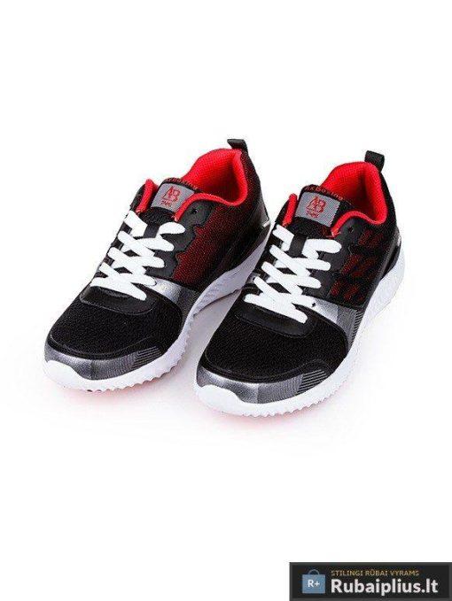 Rubaiplius.lt-juodos-raudonos-spalvos-vyriski-sportiniai-batai-vyrams-axboxing-6