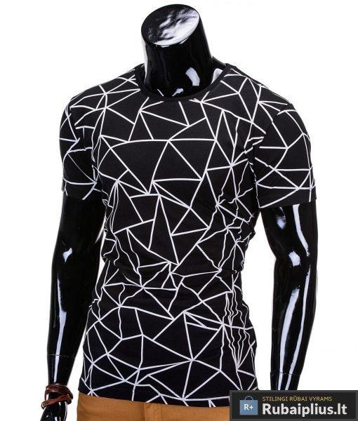 vyriski marskineliai 3D, vyriški marškinėliai juodos spalvos su aplikacija, denim kolekcijos vyriški marškinėliai, trumpomis rankovėmis marškinėliai vyrams, klasikiniai vyriški marškinėliai, marškinėliai vyrams internetu, originalūs vyriški marškinėliai, marškinėliai vyrams spalvos, vyriški marškinėliai su užrašu ir aplikacija, marškinėliai uz gera kaina, protinga kaina, akcija, nuolaidos rūbams