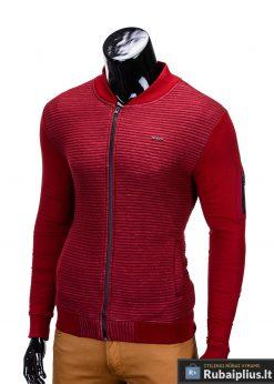 jaunimui, jaunuoliui, vyriskas dzemperis, raudonos spalvos vyriškas džemperis internetu, džemperis vyrams, patogus vyriškas džemperis, džemperis užsegamas užtrauktuku su kišenėmis, džemperis mėgstantiems aktyvų gyvenimo būdą, džemperis laisvalaikiui, džemperis užsegamas užtrauktuku, originalūs vyriški džemperiai, vyriškas bliuzonas internetu, bliuzonas su gobtuvu, bliuzonas su kapišonu stilingas, bliuzonas vyrams, vyriškas megztinis internetu, kokybiškas džemperis, madingi vyriški džemperiai, džemperis sportui, džemperis krepšiniui, džemperis futbolui, vyriški džemperiai už protigna kaina, akcija, nuolaidos