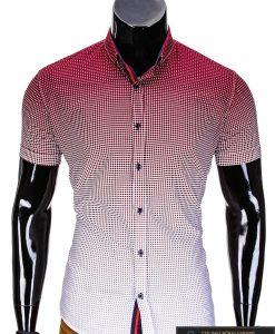 marskiniai trumpom rankovem, marskiniai vasarai, vyriski marskiniai, raudoni marskiniai, marskiniai trumpomis rankovėmis, stilingi marškiniai, marškiniai internetu, vyriški marškiniai, klasikiniai marškiniai, marškiniai vyrams