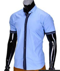 marskiniai trumpom rankovem, marskiniai vasarai, vyriski marskiniai, melyni marskiniai, marskiniai trumpomis rankovėmis, stilingi marškiniai, marškiniai internetu, vyriški marškiniai, klasikiniai marškiniai, marškiniai vyrams