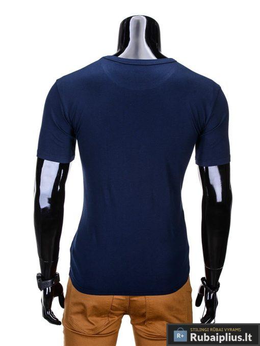 isskirtiniai marskineliai vyrams, vyriški marškinėliai tamsiai mėlynos spalvos su isskirtine aplikacija, denim kolekcijos vyriški marškinėliai, trumpomis rankovėmis marškinėliai vyrams, klasikiniai vyriški marškinėliai, marškinėliai vyrams internetu, originalūs vyriški marškinėliai, marškinėliai vyrams spalvos, vyriški marškinėliai su užrašu ir aplikacija, marškinėliai uz gera kaina, protinga kaina, akcija, nuolaidos rūbams