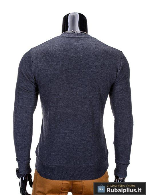 ilgom rankovem, ilgomis rankovemis, pilkas džemperis, pilkos spalvos vyriškas džemperis internetu, džemperis vyrams, patogus vyriškas džemperis, džemperis, džemperis mėgstantiems aktyvų gyvenimo būdą, džemperis laisvalaikiui, originalūs vyriški džemperiai, vyriškas bliuzonas internetu, bliuzonas stilingas, bliuzonas vyrams, vyriškas megztinis internetu, kokybiškas džemperis, madingi vyriški džemperiai, džemperis sportui, džemperis krepšiniui, džemperis futbolui, vyriški džemperiai už protigna kaina, akcija, nuolaidos