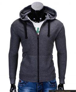 dzemperis jaunimui, jaunuoliui, pilkos spalvos vyriškas džemperis internetu, džemperis vyrams, patogus vyriškas džemperis, džemperis užsegamas užtrauktuku su kišenėmis, džemperis mėgstantiems aktyvų gyvenimo būdą, džemperis laisvalaikiui, džemperis užsegamas užtrauktuku, originalūs vyriški džemperiai, vyriškas bliuzonas internetu, bliuzonas su gobtuvu, bliuzonas su kapišonu stilingas, bliuzonas vyrams, vyriškas megztinis internetu, kokybiškas džemperis, madingi vyriški džemperiai, džemperis sportui, džemperis krepšiniui, džemperis futbolui, vyriški džemperiai už protigna kaina, akcija, nuolaidos