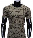 vyriski marskineliai 3D, vyriški marškinėliai chaki spalvos su aplikacija, denim kolekcijos vyriški marškinėliai, trumpomis rankovėmis marškinėliai vyrams, klasikiniai vyriški marškinėliai, marškinėliai vyrams internetu, originalūs vyriški marškinėliai, marškinėliai vyrams spalvos, vyriški marškinėliai su užrašu ir aplikacija, marškinėliai uz gera kaina, protinga kaina, akcija, nuolaidos rūbams