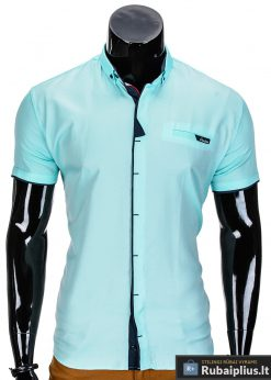 vyriski marskiniai, zali marskiniai, zalsvi marskiniai, marskiniai, stilingi marškiniai, marškiniai internetu, vyriški marškiniai, klasikiniai marškiniai, marškiniai vyrams