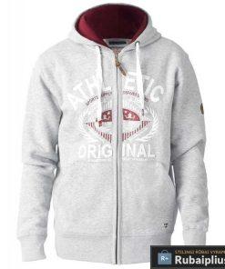 Šviesiai pilkos spalvos vyriškas džemperis vyrams Gabriel 163547SP