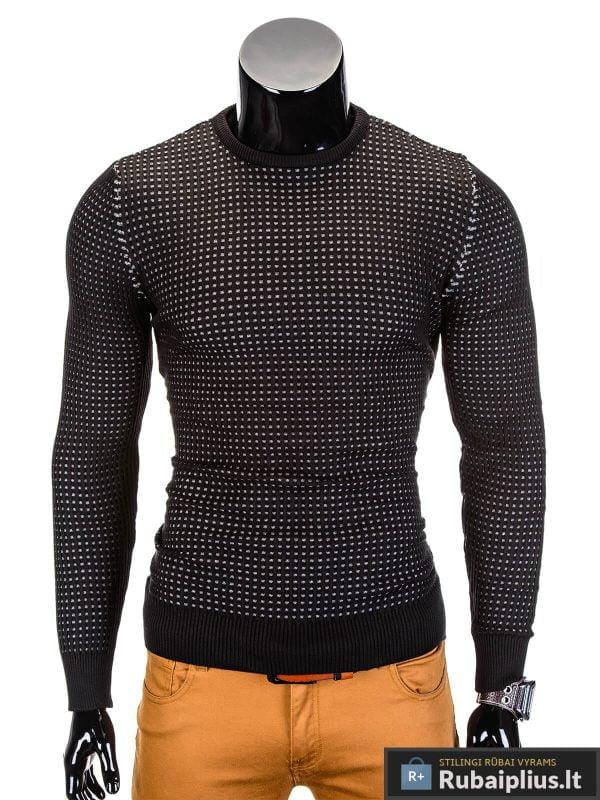 rubaiplius-juodas-vyriskas-megztinis-vyrams-intro