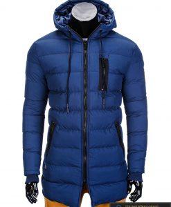 tamsiai mėlyna žieminė vyriska striuke, tamsiai mėlyna striuke vyrams, vyriskos striukes internetu, stilinga vyriška striukė, vyriška striukė žiemai, madingos vyriškos striukės internetu, žieminės striukės, žieminė striukės, originalios striukės, aukštos kokybės, nuolaida, akcija, aukšta kokybė, greitas pristatymas, apmokėjimas gavus preke