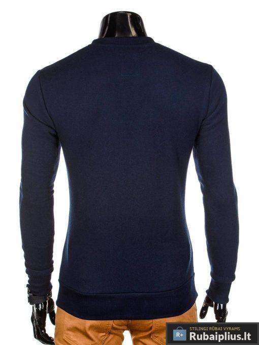tamsiai mėlynas džemperis, tamsiai mėlyos spalvos vyriškas džemperis internetu, džemperis vyrams, patogus vyriškas džemperis, džemperis mėgstantiems aktyvų gyvenimo būdą, džemperis laisvalaikiui, originalūs vyriški džemperiai, vyriškas bliuzonas internetu, bliuzonas stilingas, bliuzonas vyrams, vyriškas megztinis internetu, kokybiškas džemperis, madingi vyriški džemperiai, džemperis sportui, džemperis krepšiniui, džemperis futbolui, vyriški džemperiai už protigna kaina, akcija, nuolaidos