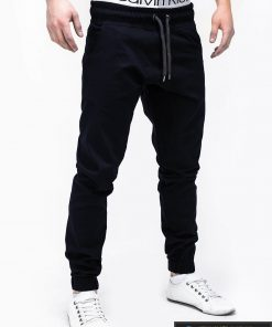 vyriškos kelnės, kelnės vyrams, sportinės kelnės, tamsiai mėlynos laisvalaikio kelnės vyrams, treningai, sportinė apranga, džinsai, džinsai vyrams, vyriški džinsai
