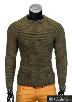 Chaki vyriškas megztinis Guru internetu pigiau E96 džemperis vyrams