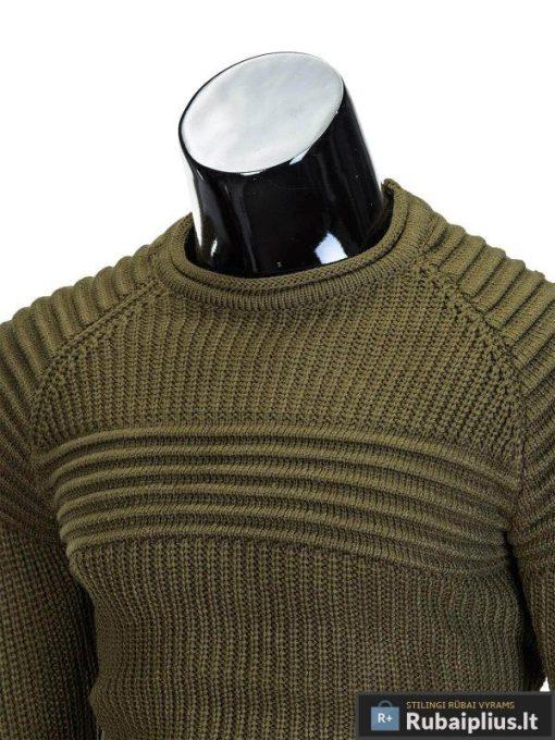 chaki džemperis, chaki spalvos vyriškas džemperis internetu, džemperis vyrams, patogus vyriškas džemperis, džemperis mėgstantiems aktyvų gyvenimo būdą, džemperis laisvalaikiui, originalūs vyriški džemperiai, vyriškas bliuzonas internetu, bliuzonas stilingas, bliuzonas vyrams, vyriškas megztinis internetu, kokybiškas džemperis, madingi vyriški džemperiai, džemperis sportui, džemperis krepšiniui, džemperis futbolui, vyriški džemperiai už protigna kaina, akcija, nuolaidos
