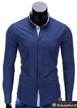 vyriški tamsiai mėlynos-baltos spalvos marškiniai internetu, stilingi stiliaus tamsiai mėlyni marškiniai vyrams, madingi marškiniai vyrams ilgomis rankovemis, originalūs vyriški marškiniai internetu, klasikiniai marškiniai vyrams, stilingi marškiniai vyrams, aukšta kokybė, greitas pristatymas, apmokėjimas gavus prekes, vyriškų striukių išpardavimas