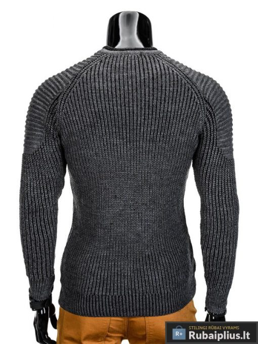 tamsiai pilkas džemperis, tamsiai pilkos spalvos vyriškas džemperis internetu, džemperis vyrams, patogus vyriškas džemperis, džemperis mėgstantiems aktyvų gyvenimo būdą, džemperis laisvalaikiui, originalūs vyriški džemperiai, vyriškas bliuzonas internetu, bliuzonas stilingas, bliuzonas vyrams, vyriškas megztinis internetu, kokybiškas džemperis, madingi vyriški džemperiai, džemperis sportui, džemperis krepšiniui, džemperis futbolui, vyriški džemperiai už protigna kaina, akcija, nuolaidos