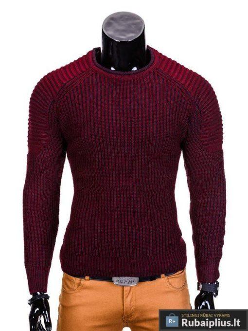 rubaiplius-raudonas-vyriskas-megztinis-dzemperis-vyrams-karen-2