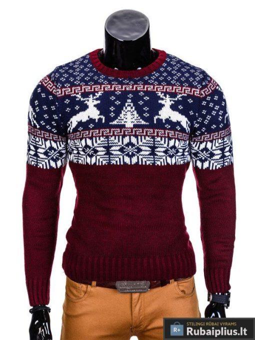 rubaiplius-raudonas-vyriskas-megztinis-dzemperis-vyrams-winter-1