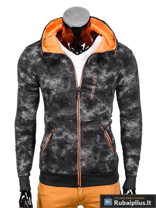 Juodasvyriškas džemperis Margun B705