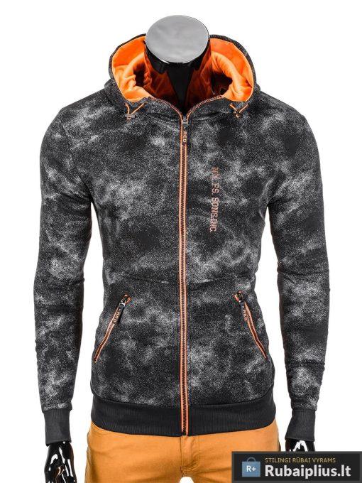 juodas džemperis, juodos spalvos vyriškas džemperis internetu, džemperis vyrams, patogus vyriškas džemperis, džemperis užsegamas užtrauktuku su kišenėmis, džemperis mėgstantiems aktyvų gyvenimo būdą, džemperis laisvalaikiui, džemperis užsegamas užtrauktuku, originalūs vyriški džemperiai, vyriškas bliuzonas internetu, bliuzonas su gobtuvu, bliuzonas su kapišonu stilingas, bliuzonas vyrams, vyriškas megztinis internetu, kokybiškas džemperis, madingi vyriški džemperiai, džemperis sportui, džemperis krepšiniui, džemperis futbolui, vyriški džemperiai už protigna kaina, akcija, nuolaidos