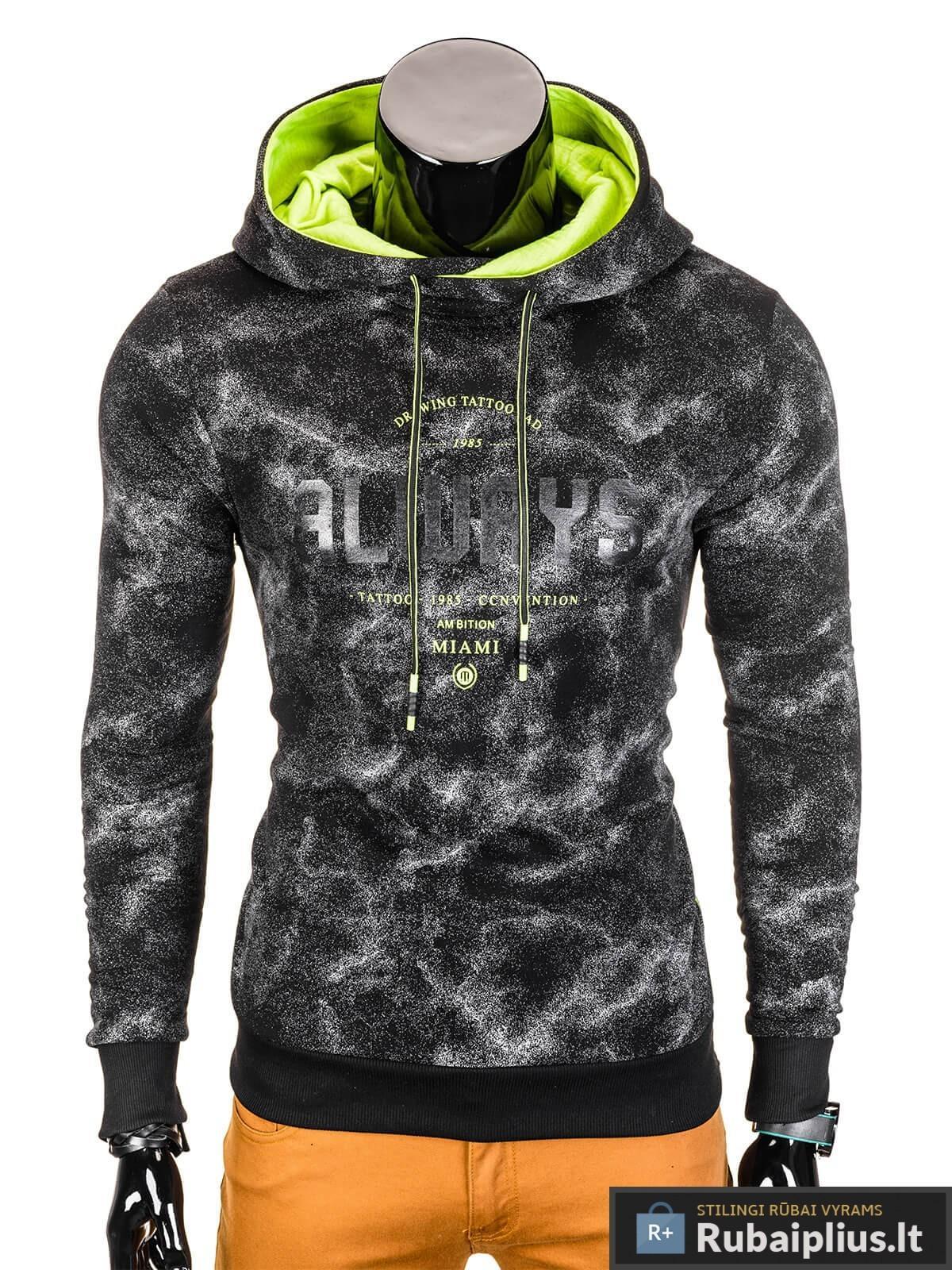 juodas džemperis vyrams, juodos spalvos vyriškas džemperis internetu, džemperis vyrams, patogus vyriškas džemperis, džemperis užsegamas užtrauktuku su kišenėmis, džemperis mėgstantiems aktyvų gyvenimo būdą, džemperis laisvalaikiui, džemperis užsegamas užtrauktuku, originalūs vyriški džemperiai, vyriškas bliuzonas internetu, bliuzonas su gobtuvu, bliuzonas su kapišonu stilingas, bliuzonas vyrams, vyriškas megztinis internetu, kokybiškas džemperis, madingi vyriški džemperiai, džemperis sportui, džemperis krepšiniui, džemperis futbolui, vyriški džemperiai už protigna kaina, akcija, nuolaidos