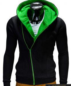juodas žalias džemperis vyrams, juodos žalios spalvos vyriškas džemperis internetu, džemperis vyrams su gobtuvu, patogus vyriškas džemperis, džemperis užsegamas užtrauktuku su kišenėmis, džemperis mėgstantiems aktyvų gyvenimo būdą, džemperis laisvalaikiui, džemperis užsegamas užtrauktuku, originalūs vyriški džemperiai, vyriškas bliuzonas internete, bliuzonas su gobtuvu, bliuzonas su kapišonu stilingas, elegantiskas bliuzonas vyrams, vyriškas megztinis internetu, kokybiškas džemperis, madingi vyriški džemperiai, džemperis sportui, džemperis krepšiniui, džemperis futbolui, vyriški džemperiai už protigna kaina, akcija, nuolaidos