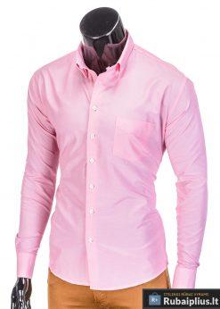 isskirtiniai koraliniai marškiniai vyrams, koralinės spalvos vyriški marškiniai, madingi marškiniai vyrams ilgomis rankovemis, vyriški marškiniai internetu, originalūs vyriški marškiniai internetu, klasikiniai marškiniai vyrams, stilingi marškiniai vyrams, marškiniai vyrams aukštos kokybės