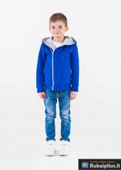 Mėlynas vaikiškas džemperis vaikams internetu pigiau PRIMO KB001MP-2