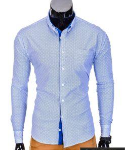 vyriški šviesiai mėlynos spalvos marškiniai internetu, stilingi stiliaus šviesiai mėlyni marškiniai vyrams, madingi marškiniai vyrams ilgomis rankovemis, originalūs vyriški marškiniai internetu, klasikiniai marškiniai vyrams, stilingi marškiniai vyrams, aukšta kokybė, greitas pristatymas, apmokėjimas gavus prekes, vyriškų striukių išpardavimas