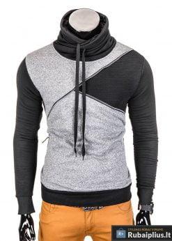 pilkas margas džemperis vyrams, pilkos spalvos margas vyriškas džemperis internetu, džemperis vyrams, patogus vyriškas džemperis, džemperis užsegamas užtrauktuku su kišenėmis, džemperis mėgstantiems aktyvų gyvenimo būdą, džemperis laisvalaikiui, džemperis užsegamas užtrauktuku, originalūs vyriški džemperiai, vyriškas bliuzonas internetu, bliuzonas su gobtuvu, bliuzonas su kapišonu stilingas, bliuzonas vyrams, vyriškas megztinis internetu, kokybiškas džemperis, madingi vyriški džemperiai, džemperis sportui, džemperis krepšiniui, džemperis futbolui, vyriški džemperiai už protigna kaina, akcija, nuolaidos
