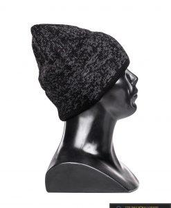 tamsiai pilkos spalvos kepurė vyrams, kepurės, kepurės vyrams, vyriškos kepurės, kepurė vyrams, vyriška kepurė