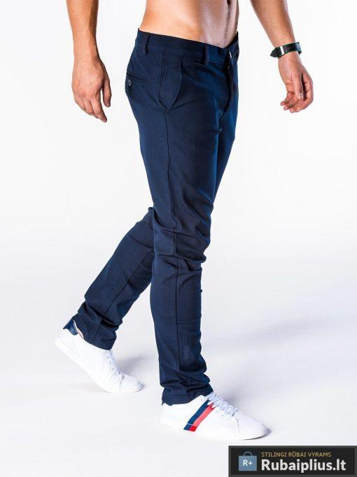 stilingi tamsiai mėlynos spalvos klasikinės kelnės vyrams jaunuoliams berniukams paaugliams internetu pigiau, nauja akcija lietuvoje aukštos kokybės vyriškos kelnės laisvalaikiui jaunimui nebrangiai, originalios kelnės slim džinsai protigna kaina, nuolaidos akcija