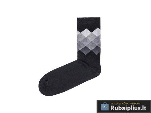 juodos pilkos kojinės vyrams internetu pigiau U25P