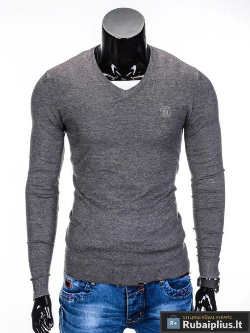 pilkas-džemperis-vyrams-ombre-e74tpm-1