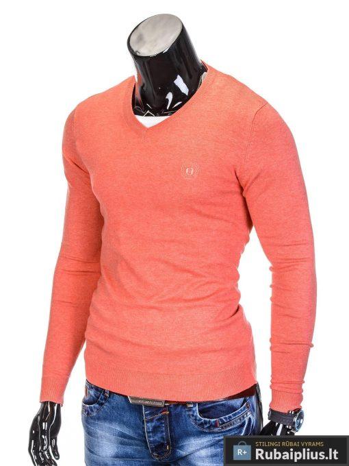 """Elegantiškas koralinis džemperis vyrams """"Ombre"""" internetu pigiau"""